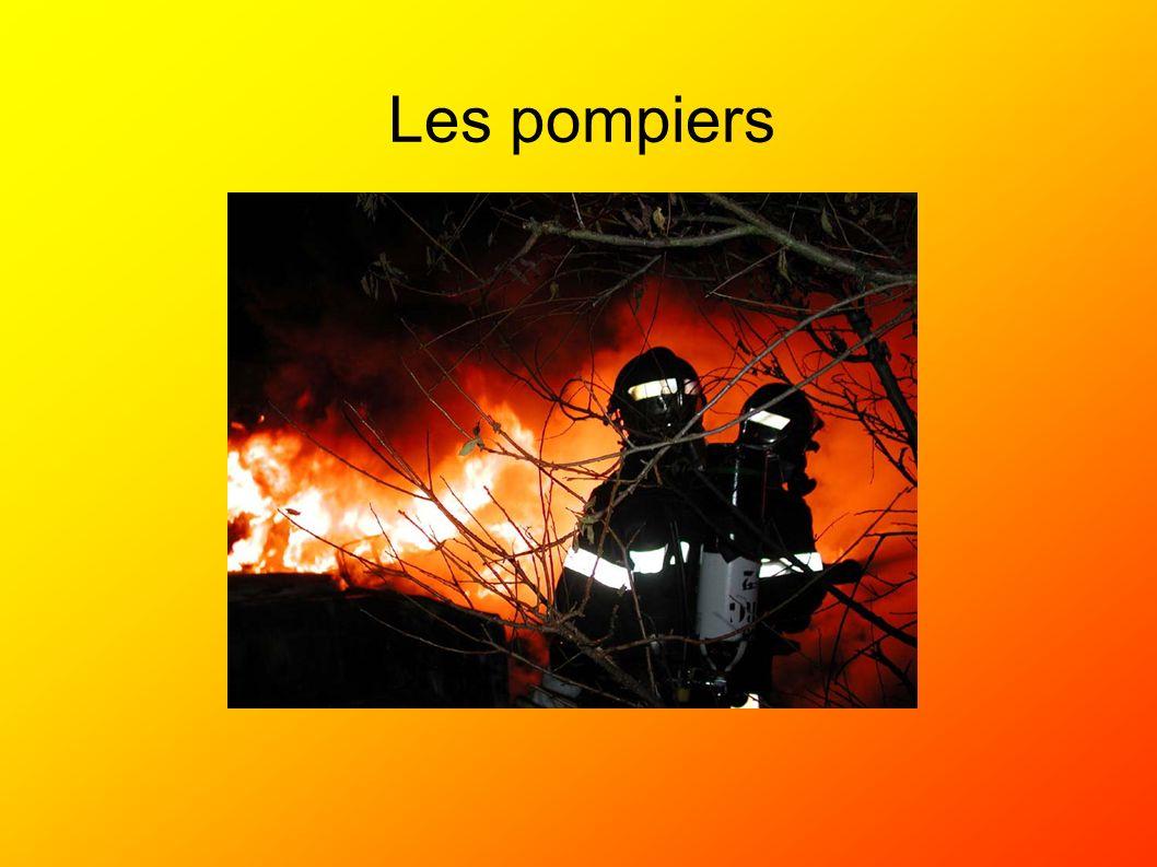 Lhistoire des pompiers Au 13éme siècle il y avait beaucoup dincendie de maisons et de bois.