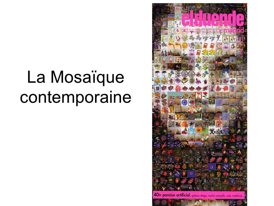 La Mosaïque contemporaine