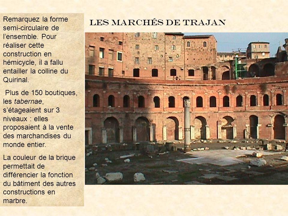 forumim25 Les Forums impÉriaux Chaque forum impérial est un forum fermé composé dun portique, dune aire sacrée et dune basilique. PrÉcÉdent Les HAUTS