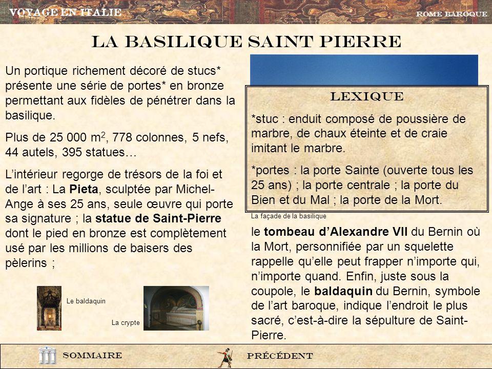 photo322 Ce caveau est placé en dessous de la Basilique SAINT PIERRE dans la Crypte avec les tombeaux des 95 autres Papes.
