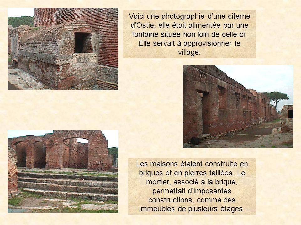 photo441 Opus Reticulatum : du latin Reticulatus, qui signifie croisement de briques en forme de filet. Les Opera sont les différents parements des an