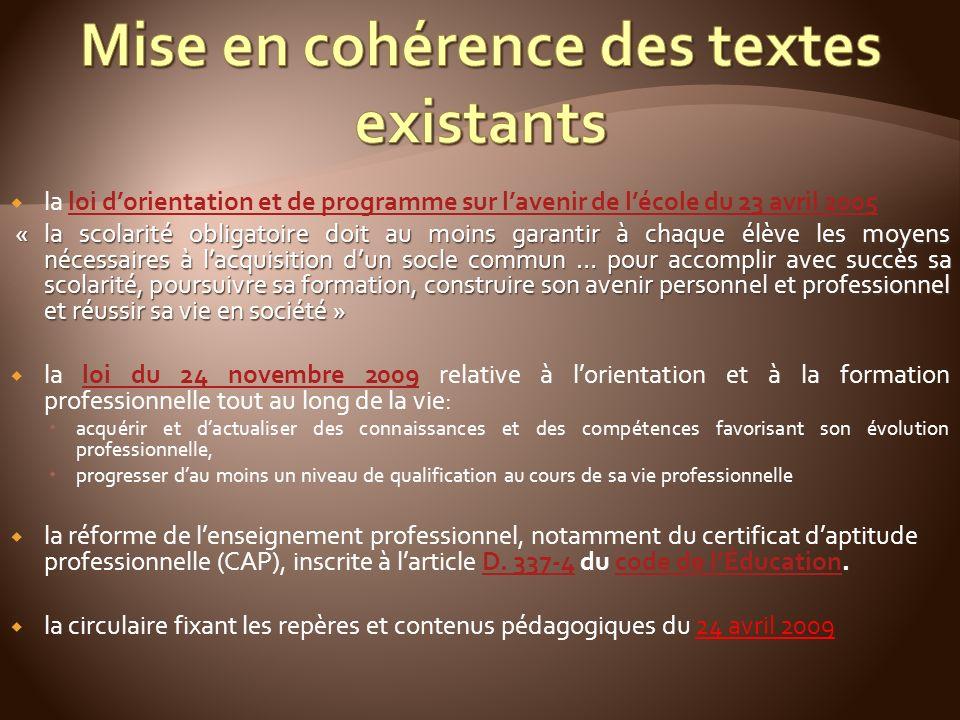 3 compétences atteintes 5 Absences justifiées / Défaut de document didentité