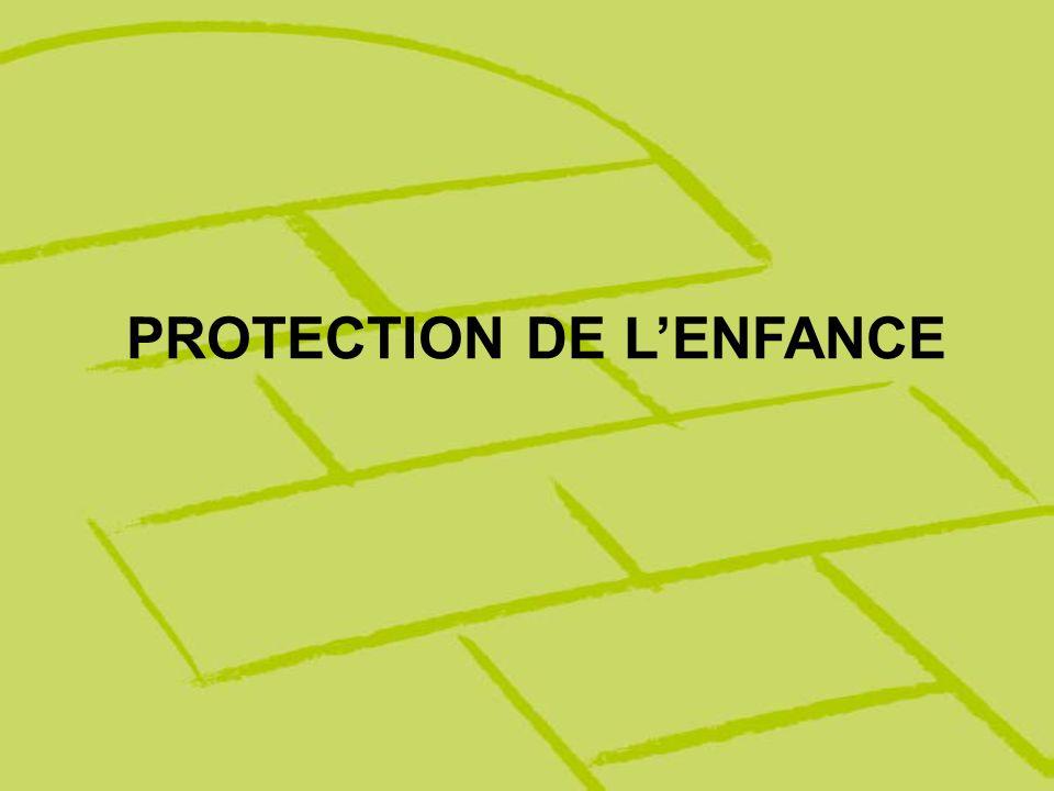 1.Prévention précoce La loi du 5 mars 2007 met laccent sur une prévention précoce autour de la grossesse et de la naissance.