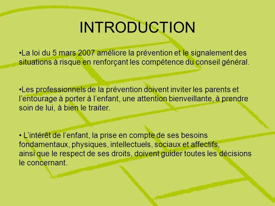 DONNEES STATISTIQUES En France en 2005, 270 000 enfants ont été pris en charge par les services dAide Sociale à lEnfance des départements.