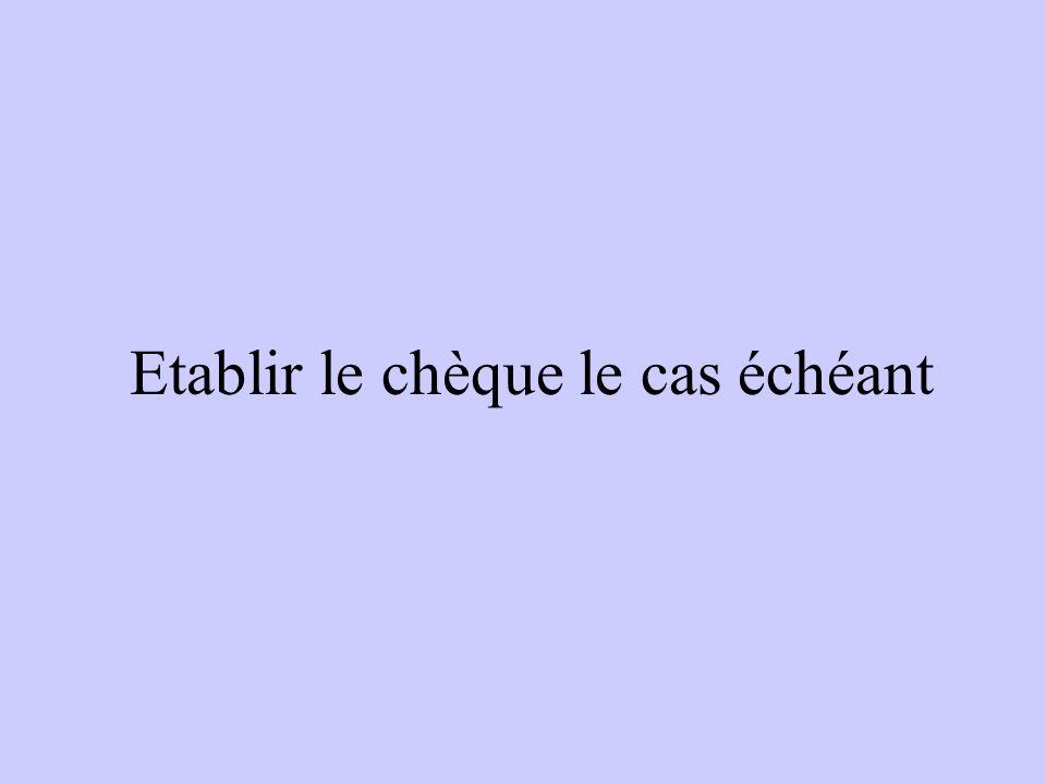 La déclaration Tous les chiffres portés sur la déclaration sont Arrondi à lEuros