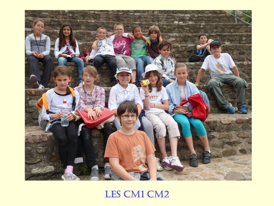 Les CM1 CM2