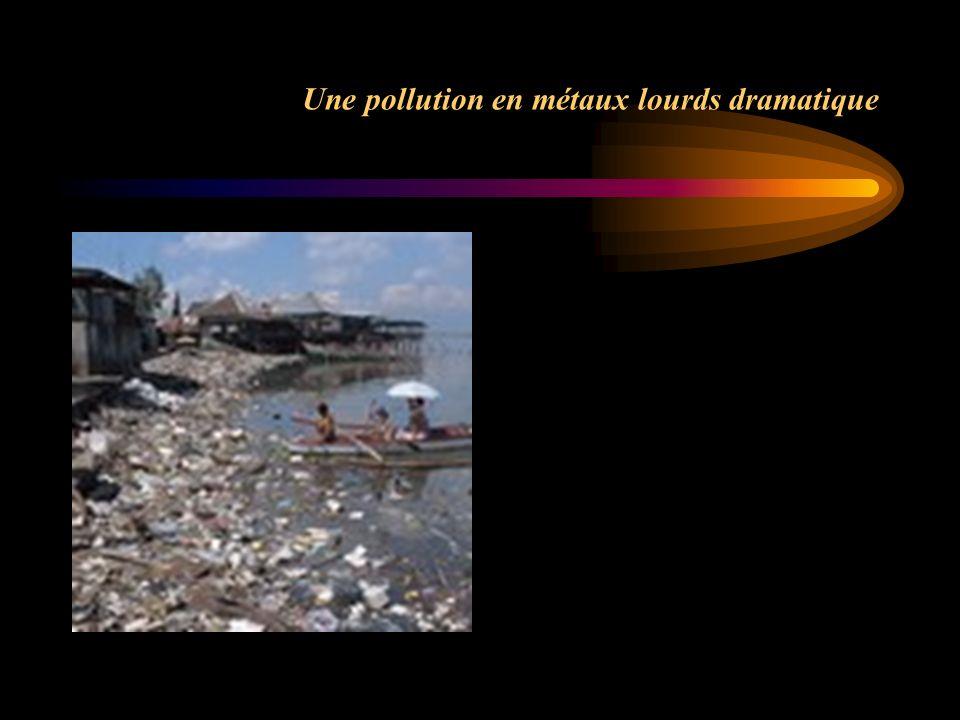 Une décharge présentant tous types de déchets exploités par des enfants La décharge de Dandora, qui s'étend sur 30 hectares reçoit 2 000 tonnes de déc