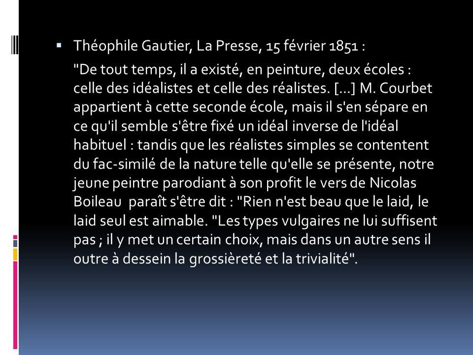 Emile Zola, Mon Salon, (1868), Les Actualistes« Je n ai pas à plaider ici la cause des sujets modernes.