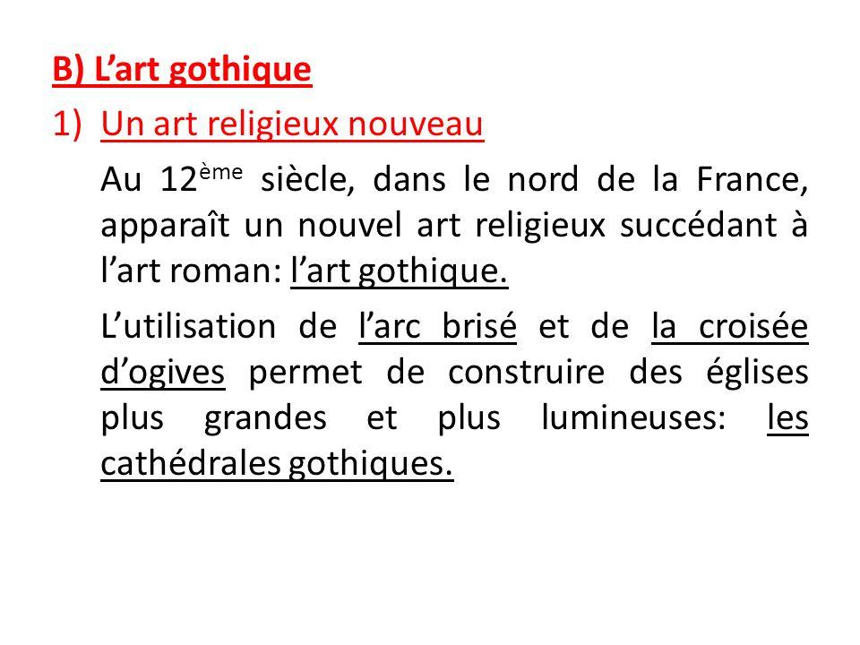 3) La lutte contre les hérétiques LEglise lance, au 13 ème siècle, une croisade dans le sud-ouest de la France contre les Cathares.Cathares. LEglise c