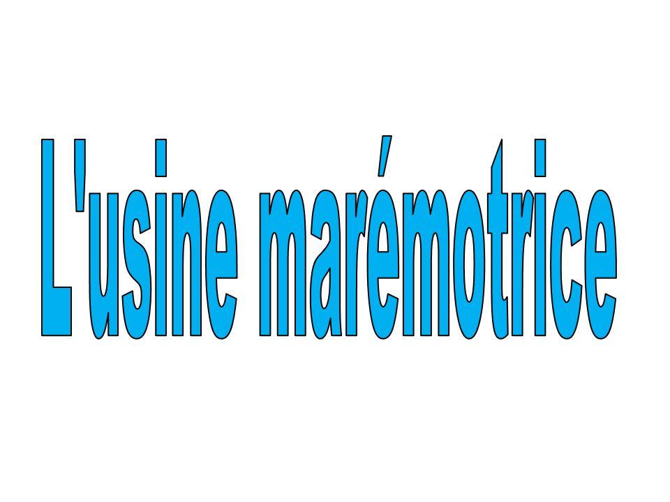 Double effet On peut allonger le temps de marche de l usine marémotrice en ajoutant un deuxième effet qui permet de produire de l énergie lors de la phase de remplissage du bassin (le double effet quand à lui est utilisé pour les fortes marées lorsque le marnage dépasse les 12 mètres et que les coefficients de marées sont supérieurs à 105 ; cest à dire environ une semaine par mois).