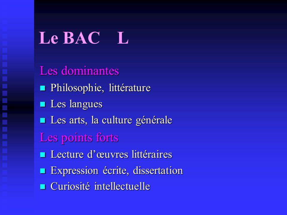 Enseignements communs aux 3 séries Français Français Histoire – géographie Histoire – géographie LV (2 langues) LV (2 langues) Education Civique, juri