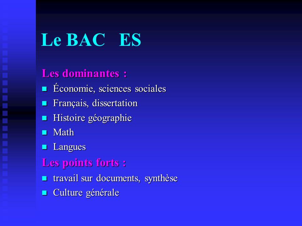 BAC littéraire L Enseignements spécifiques Littérature Littérature Littérature étrangère en langue étrangère Littérature étrangère en langue étrangère
