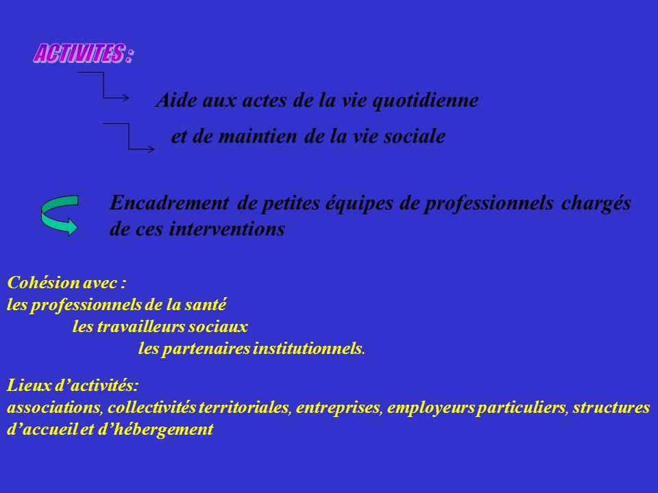 ENSEIGNEMENT GENERAL : Français, éducation civique.