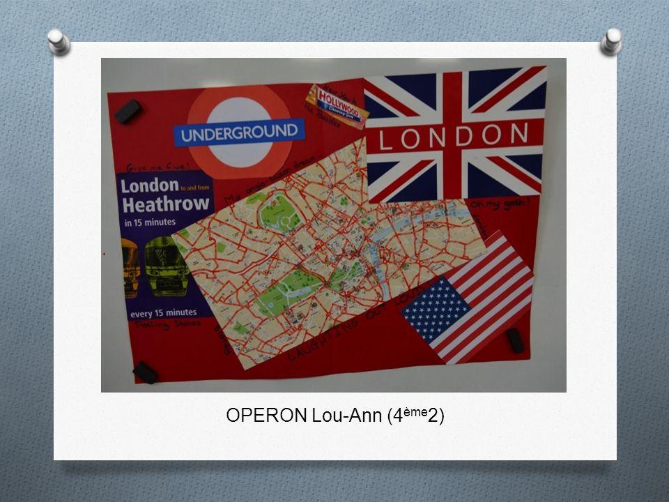 OPERON Lou-Ann (4 ème 2)
