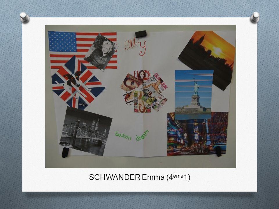 SCHWANDER Emma (4 ème 1)