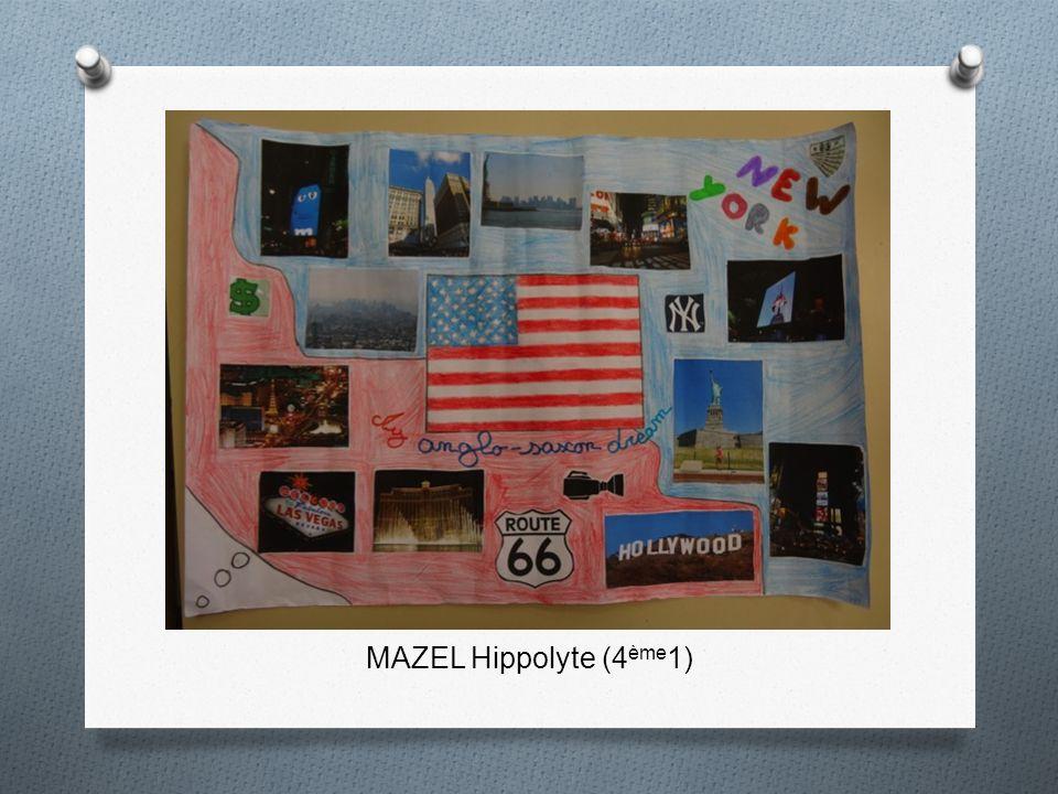 MAZEL Hippolyte (4 ème 1)