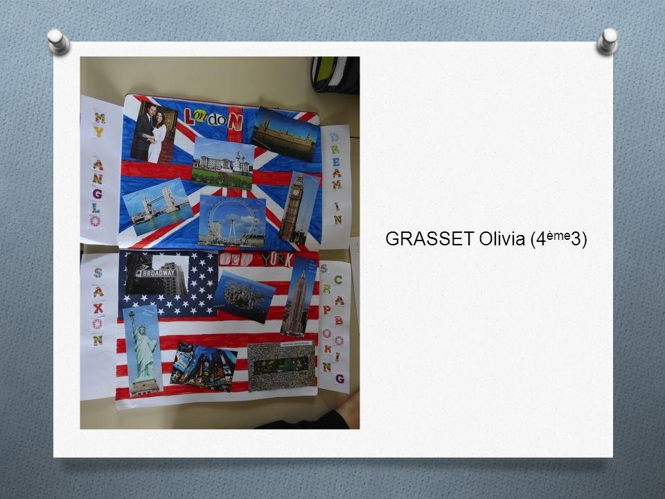 GRASSET Olivia (4 ème 3)