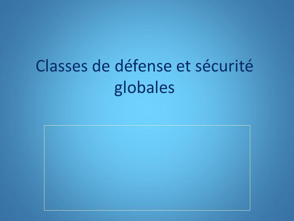 Une classe de « défense et sécurité globales», côté DEFENSE NATIONALE, cest : côté DEFENSE NATIONALE, cest : Un « Partenariat » une unitéune classe Un « Partenariat » entre une unité et une classe… 4.