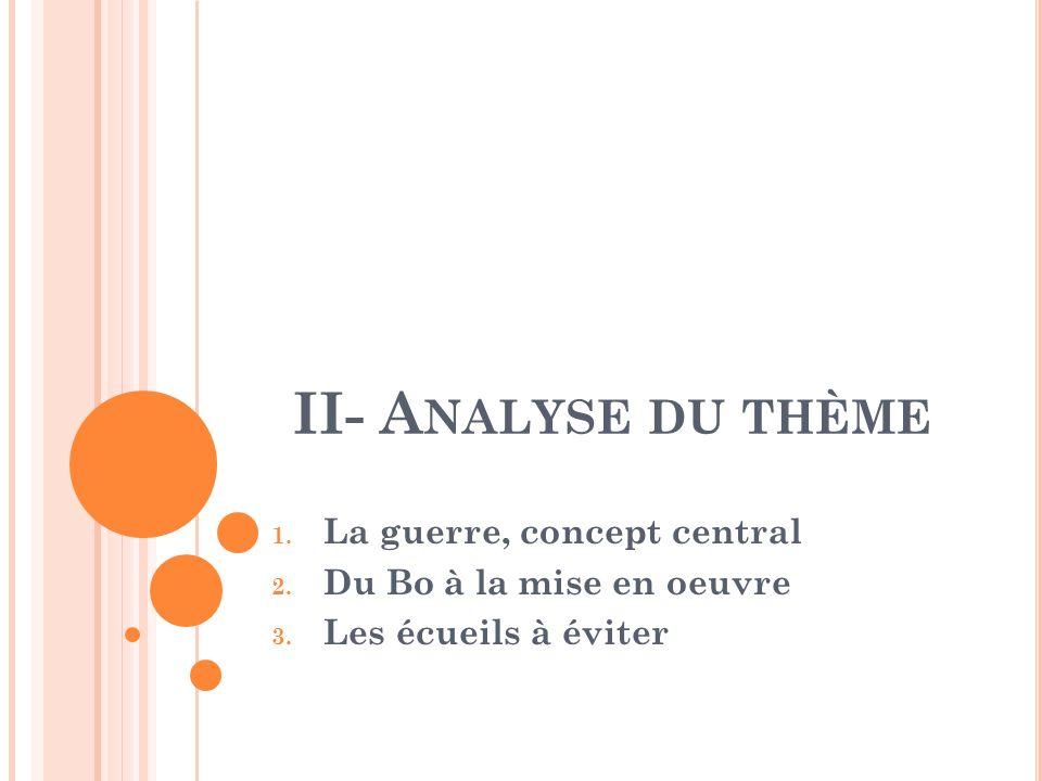 2-4 « chaque question est problématisée de façon précise » 17 Jdi _ mai2011 Il faudra sappuyer sur les « ressources pour faire la classe », comme pour la seconde, Nécessité de problématiser à 3 niveaux : le thème - les 2 chapitres - les 5 leçons.