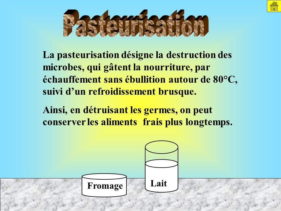 Louis Pasteur prouva que la théorie abiogénèse était fausse car son expérience démontre que les microbes flottaient dans lair et que la vie provient d