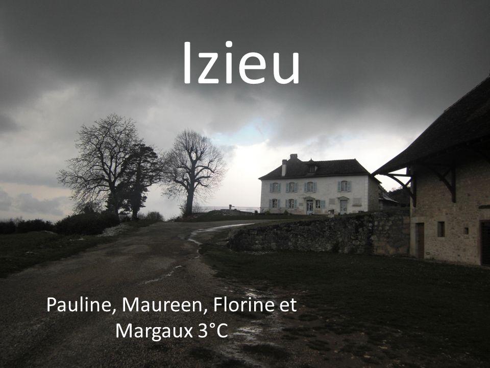 Izieu Pauline, Maureen, Florine et Margaux 3°C