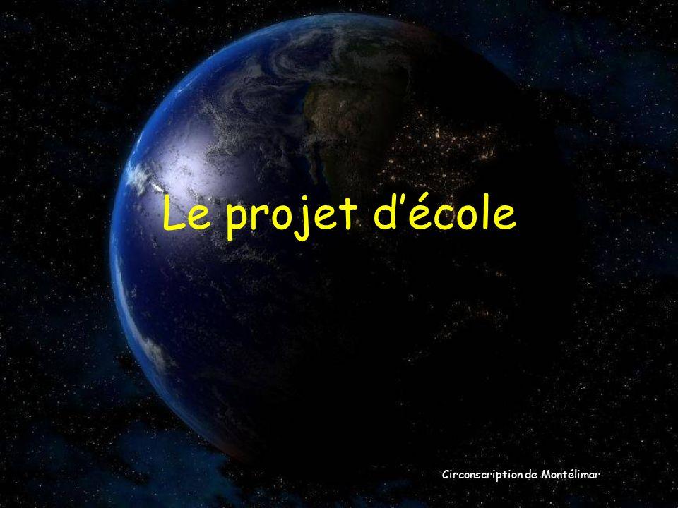 Le projet décole Circonscription de Montélimar