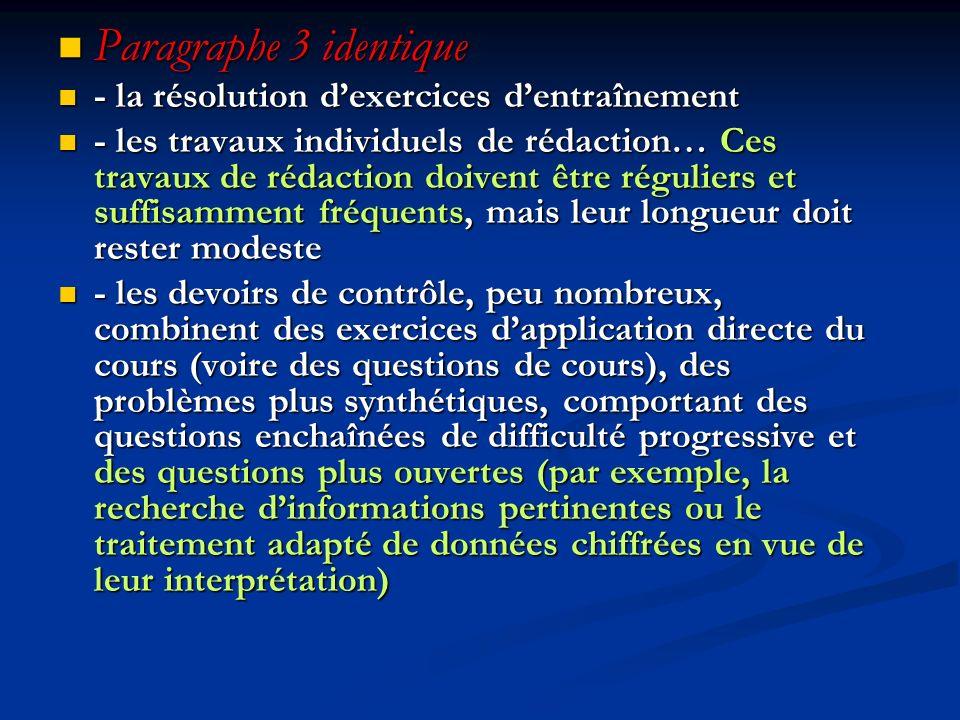 Paragraphe 4 spécifique à la classe terminale Paragraphe 4 spécifique à la classe terminale Existence de deux programmes Existence de deux programmes « Spécialités 3 heures » « Spécialités 3 heures » « MERCATIQUE » « MERCATIQUE » « COMPTABILITÉ ET FINANCE DES ENTREPRISES » « COMPTABILITÉ ET FINANCE DES ENTREPRISES » « GESTION DES SYSTÈMES DINFORMATION » « GESTION DES SYSTÈMES DINFORMATION » « Spécialité 2 heures » « Spécialité 2 heures » « COMMUNICATION ET GESTION DES RESSOURCES HUMAINES » « COMMUNICATION ET GESTION DES RESSOURCES HUMAINES »