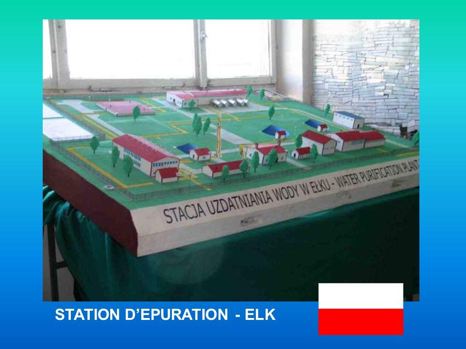 STATION DEPURATION - ELK