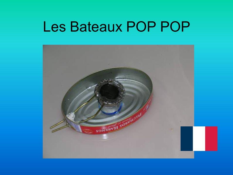 Les Bateaux POP POP