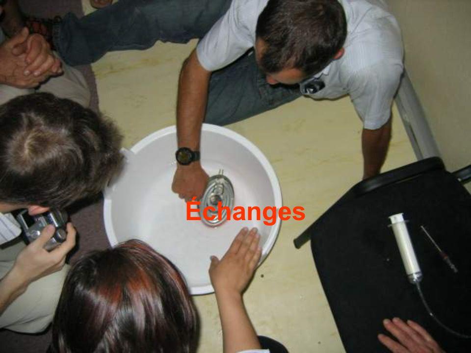 Échanges