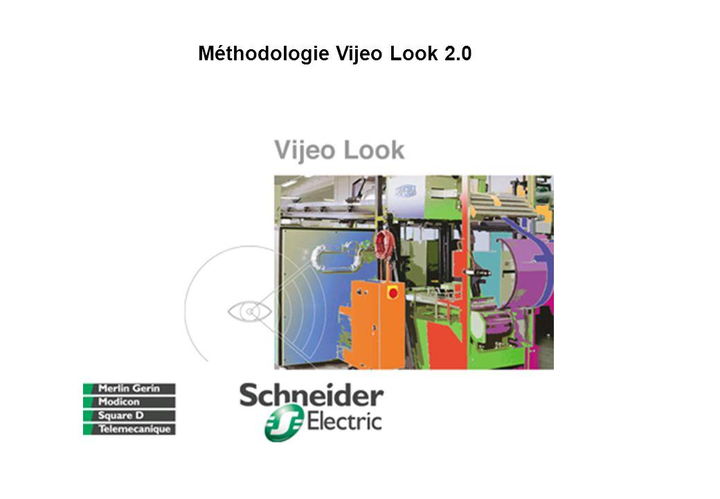 Juillet 2003 / Méthodologie Vijeo Look 2.0 / 2 Formation Méthodologie Vijeo Look 2.0 1 1 Supervision de procédés p.4 2 2 Découverte de Vijeo Look p.14 3 3 Conception évoluée /optimisée d une application p.56