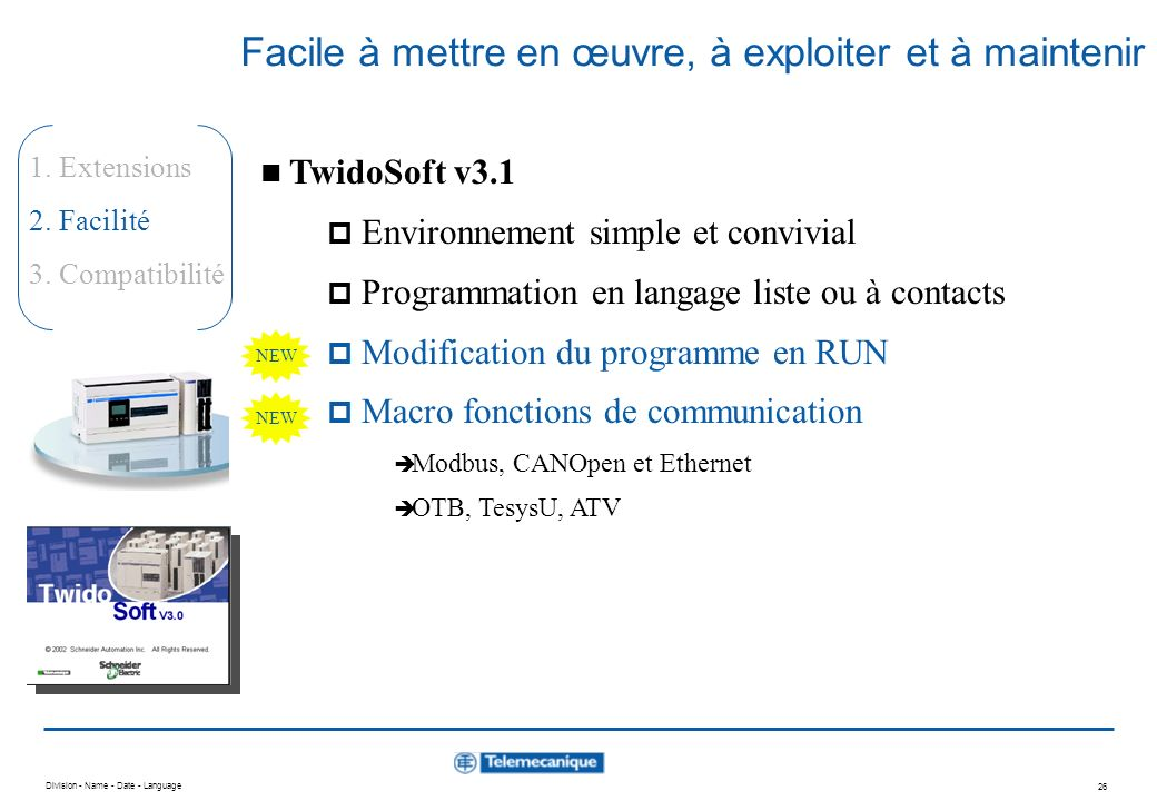 Division - Name - Date - Language 25 1.Extensions 2.