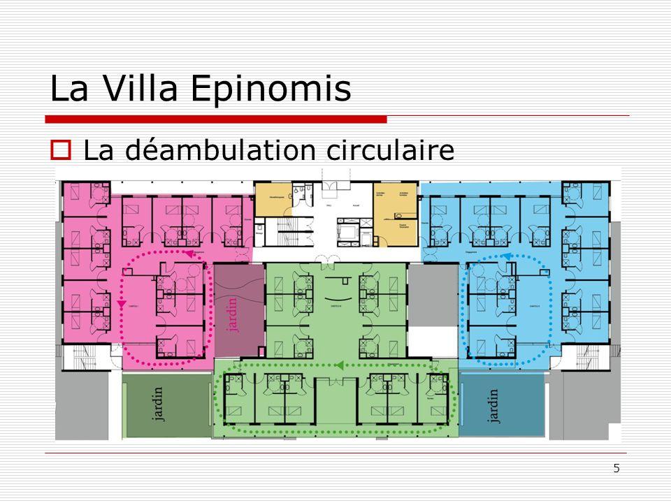 La Villa Epinomis La déambulation circulaire 5