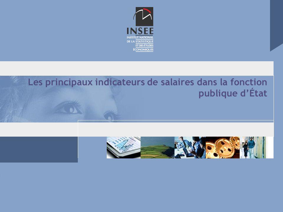 La valeur du point : déterminant du traitement brut (83,4 % du salaire brut) Le salaire moyen par tête La rémunération moyenne des personnes en place Les principaux indicateurs