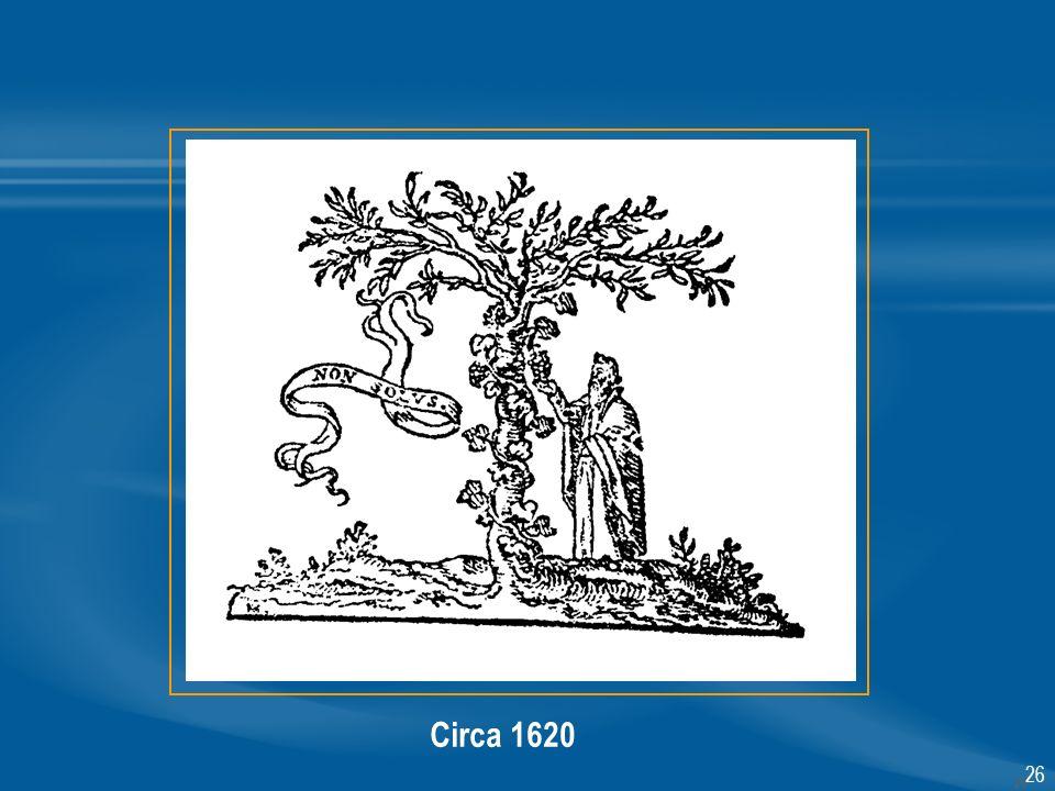 26 Circa 1620