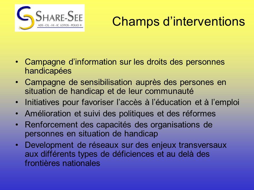 Champs des plaidoyers Construire une voix commune et une capacité de plaidoyer (Conférence Neum…).