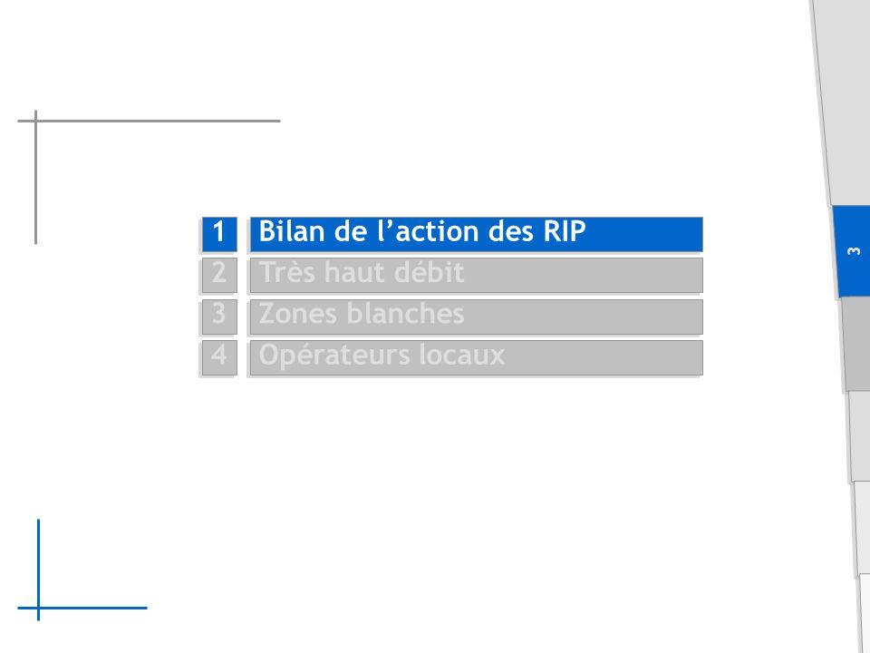 4 +29 % 1 067 M 829 M Région Département Agglomération Fin 2005Fin 2006 40 projets engagés pour 1 Mds …