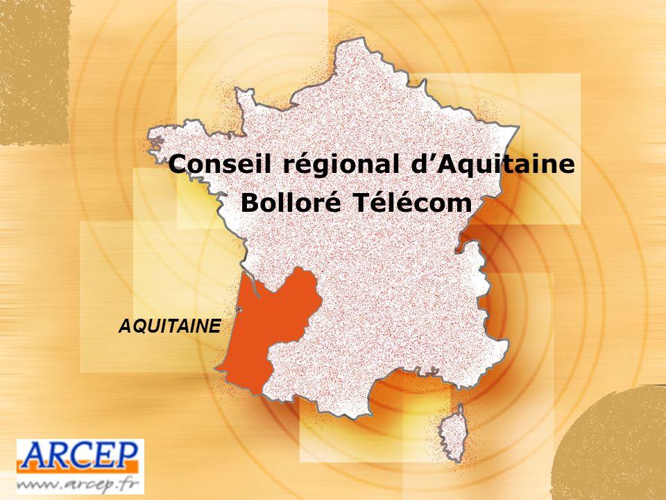 Conseil régional dAlsace Maxtel ALSACE