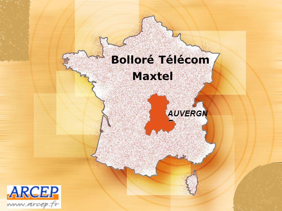 Conseil régional dAquitaine Bolloré Télécom AQUITAINE