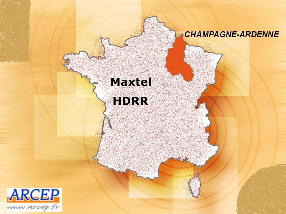 Maxtel HDRR CENTRE