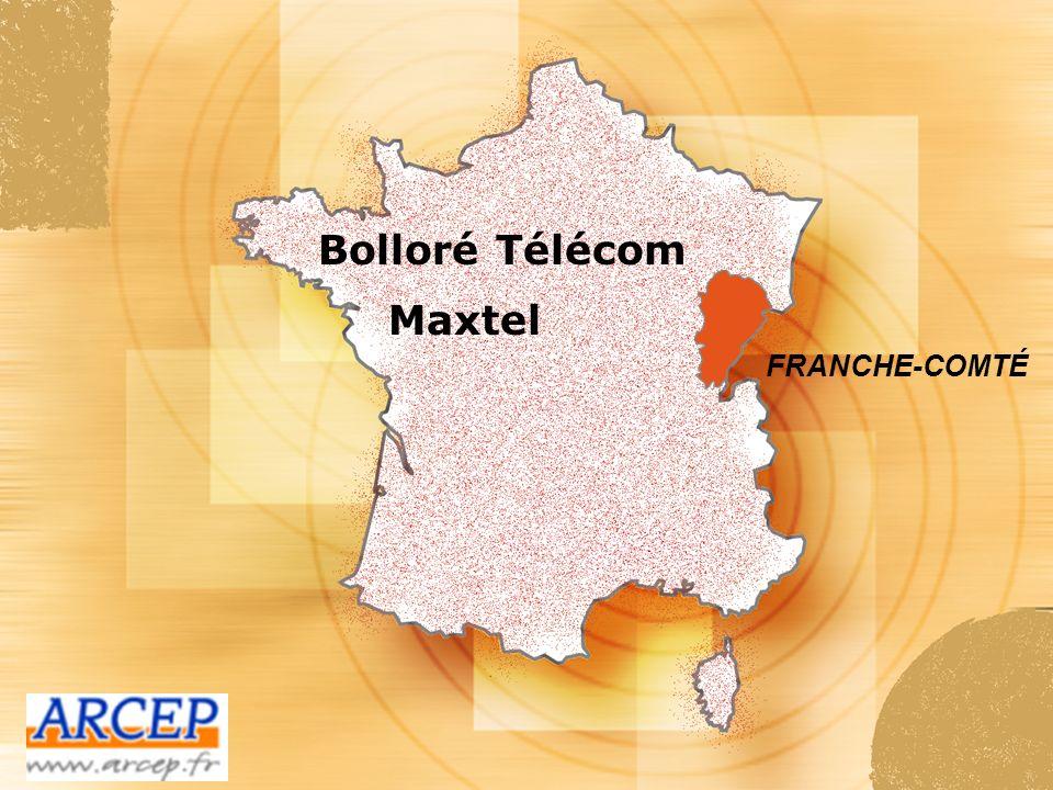 Collectivité territoriale de Corse Bolloré Télécom CORS E