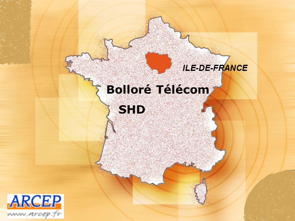 FRANCHE-COMTÉ Bolloré Télécom Maxtel