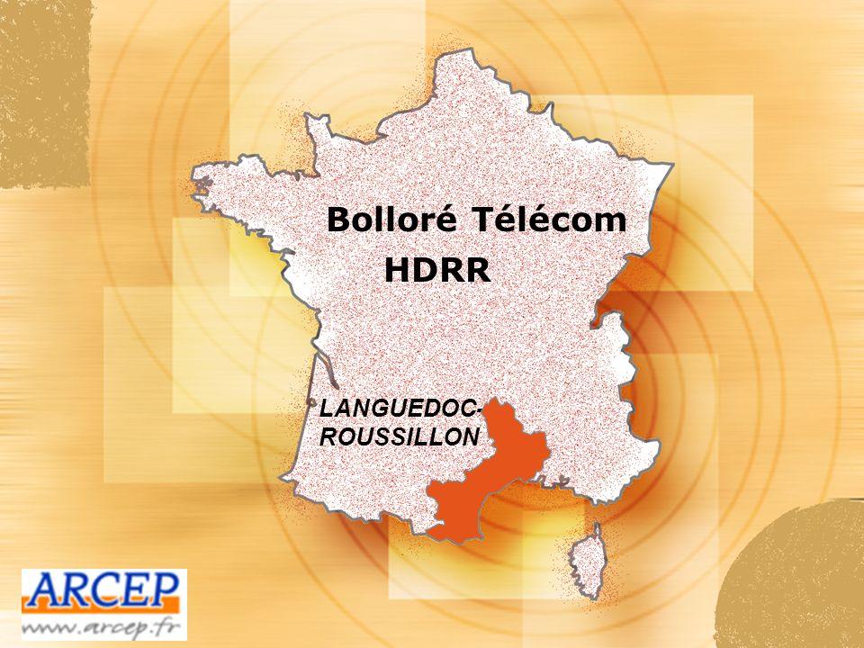 Bolloré Télécom SHD ILE-DE-FRANCE
