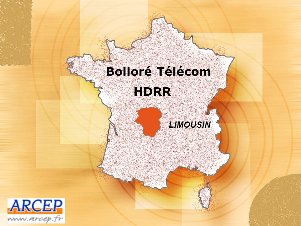 Bolloré Télécom HDRR LANGUEDOC- ROUSSILLON