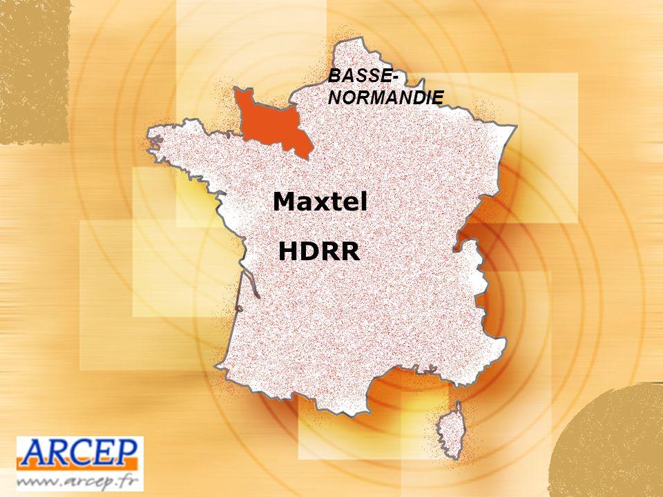 Maxtel HDRR NORD-PAS-DE-CALAIS
