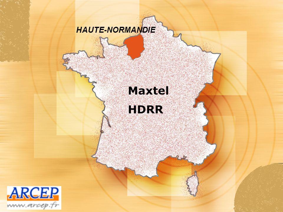Maxtel HDRR BASSE- NORMANDIE