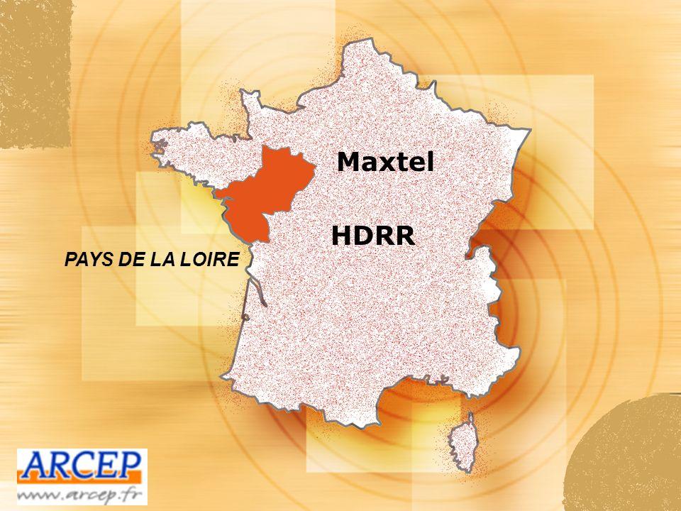 Maxtel HDRR HAUTE-NORMANDIE
