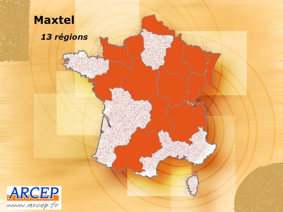 12 régions Bolloré Télécom
