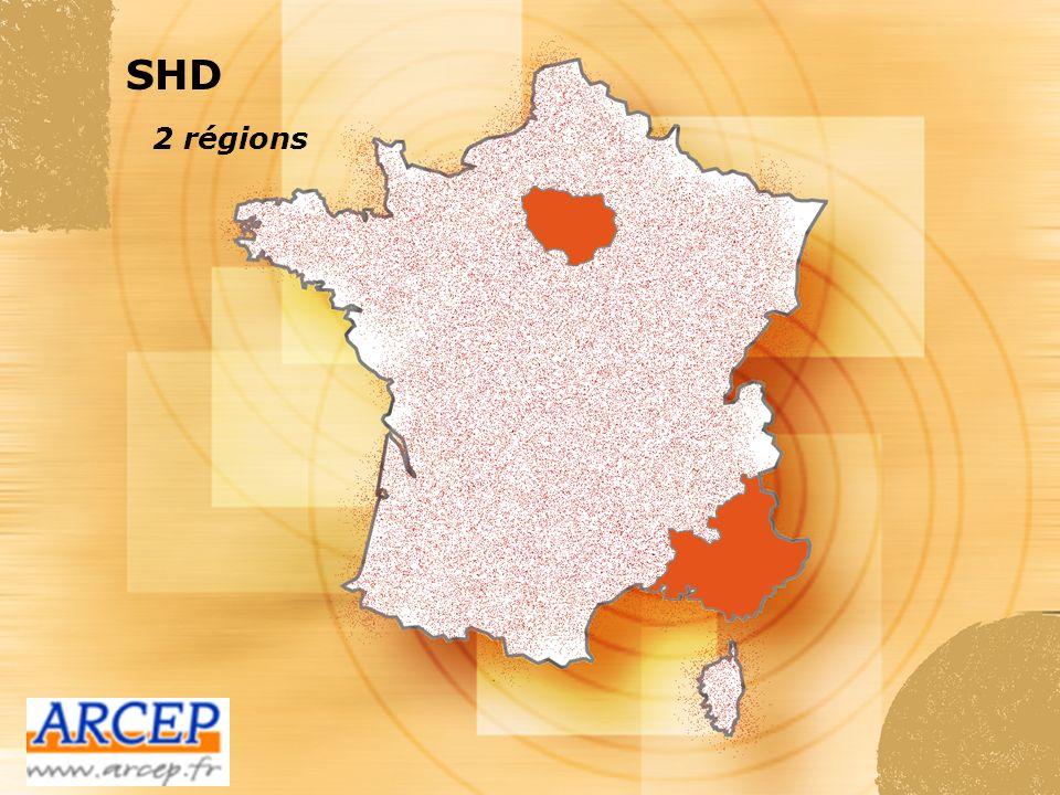 11 régions HDRR
