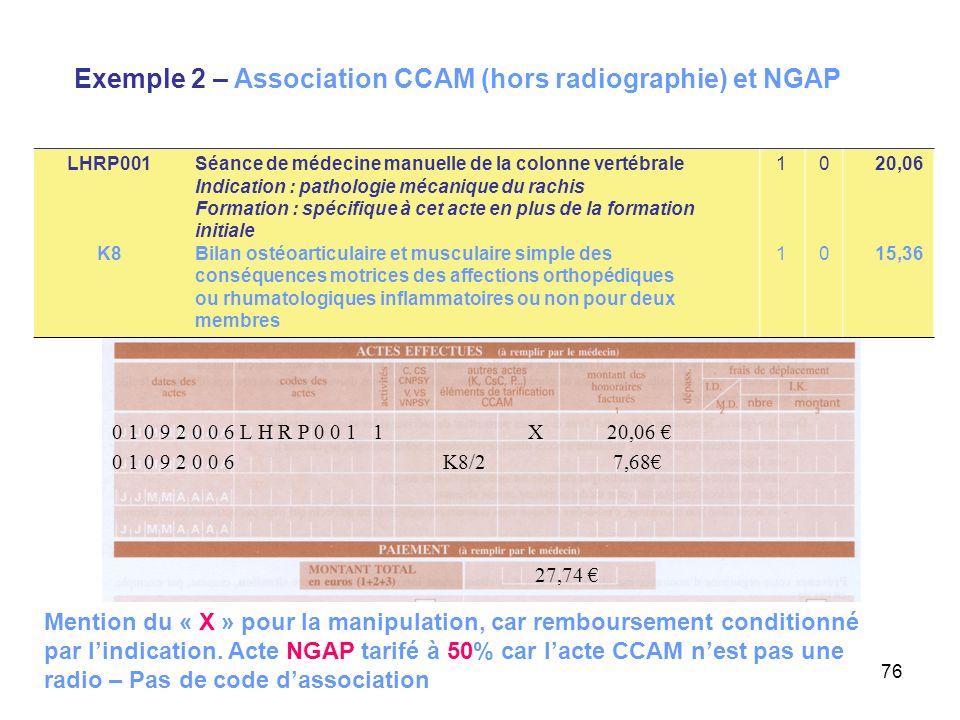 76 0 1 0 9 2 0 0 6 L H R P 0 0 1 1 X 20,06 27,74 0 1 0 9 2 0 0 6 K8/2 7,68 LHRP001 K8 Séance de médecine manuelle de la colonne vertébrale Indication